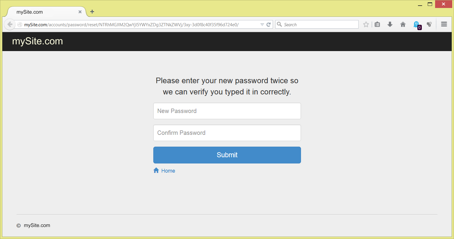 Django: Pre-Register and Email Invite Users – hohmanjl